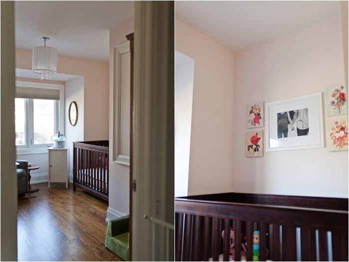 Robin S Room Pink And Grey Nursery Themotherboards