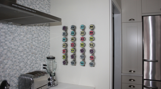 Vitrine Detolf Ikea Occasion ~ Spice up your life  DIY Kitchen Spice Rack  themotherboards