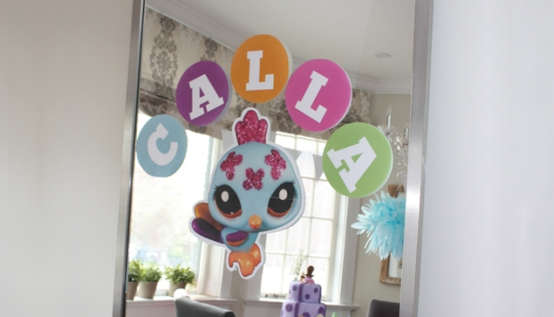 LPS Birthday Decorations