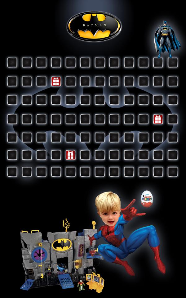 Superhero Potty Training Reward Chart Themotherboards