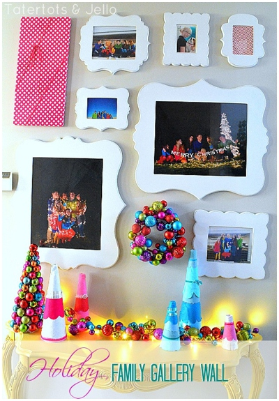 Christmas Wall Gallery Ideas_0001