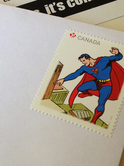 themotherboards superhero stamp