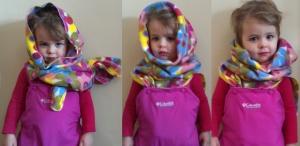 zelda's scarf