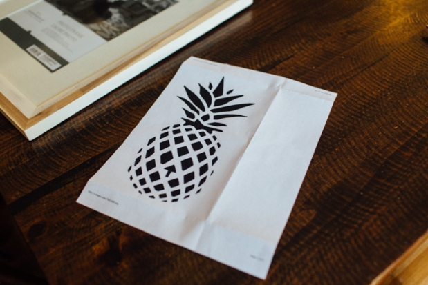 DIY Pineapple Art | The Motherboards-1