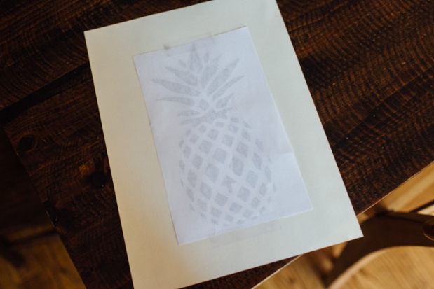 DIY Pineapple Art | The Motherboards-4