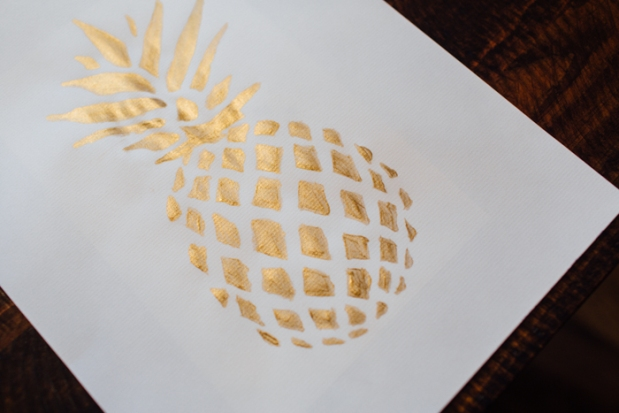 DIY Pineapple Art | The Motherboards-7