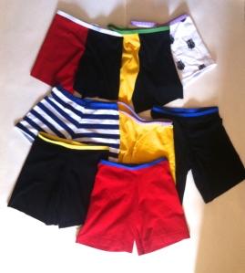 Final shorts