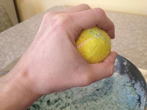 TennisBallSqueze