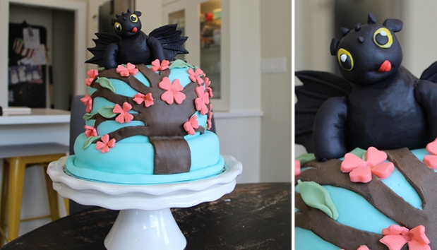 EnjoyDesign_Toothless_Cake2
