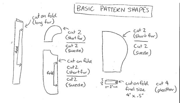 SmallCape_PatternPieces